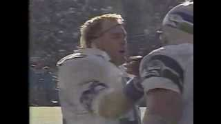 getlinkyoutube.com-Brian Bosworth 1987 Season Vol. I,  Went to Playoff Championship.  Great Tackles!  THe best