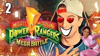 getlinkyoutube.com-THAT PINK RANGER THO!! | Power Rangers: Mega Battle Walkthrough #2
