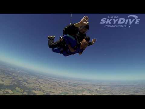 Yash Sonthalia's Tandem skydive!