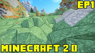 getlinkyoutube.com-Let's Play Minecraft 2: No Cubes + Shaders + 25 Mods EP1