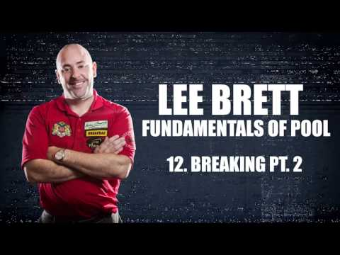 APA - Lee Brett Instructional Series - Lesson 12 - Breaking Part 2