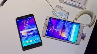 getlinkyoutube.com-dk's vlog | Samsung Galaxy Note 4 / Galaxy Note Edge 硬起來!