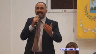 Arrivo dei migranti a Cariati: Consiglio comunale del 27 10 2016 PARTE5