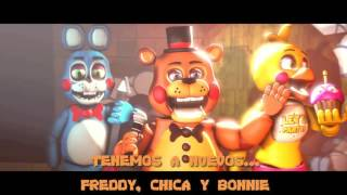 getlinkyoutube.com-Five Nights At Freddy's 2 Rap (JT Machinima)
