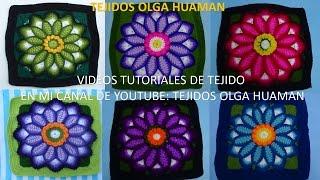 getlinkyoutube.com-Tejidos a Crochet