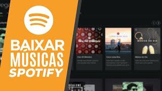 getlinkyoutube.com-Como baixar músicas do Spotify gratuitamente