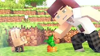 getlinkyoutube.com-Bunnies (Minecraft 1.8 Animation)