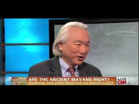 Predicting 2012...with science: Michio Kaku on what to look out for in the new year 2012