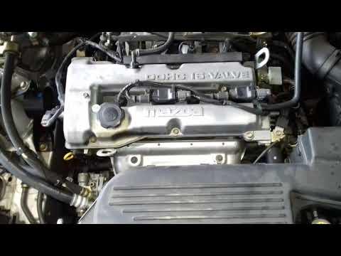 Mazda Familia BJ5W