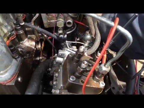 ГАЗЕЛЬ 2.3 дизель двигатель от OPEL OMEGA ремонт топливной системы