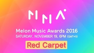 getlinkyoutube.com-[2016 MelOn Music Awards] Red Carpet(레드카펫)