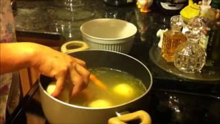 getlinkyoutube.com-sopa de pollo y de segundo pollo frito Parte 2