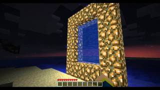 getlinkyoutube.com-Minecraft Aether MOD lets play ep 1