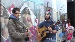 getlinkyoutube.com-Cork City Busking