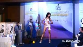 getlinkyoutube.com-Miss Myanmar, May Myat Noe - Miss Asia Pacific World 2014 Swimsuit Competition
