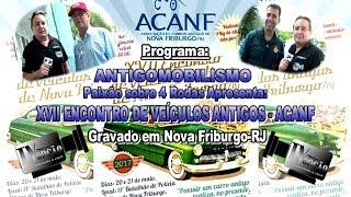 XVII Encontro de Nova Friburgo-RJ.2017