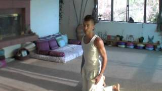 5 Tibetan Rites/Anti-aging/Rejuvenating. Detailed demo, explaining virtues