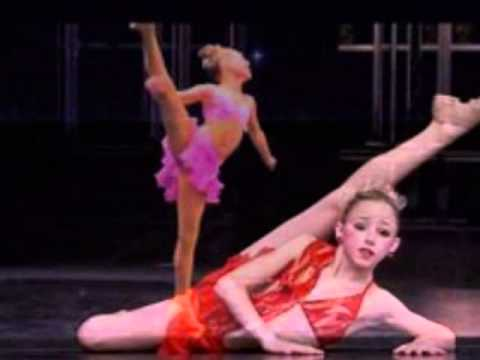 Dance Moms - Bailarinas *w*