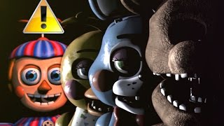 PLAY AS ANIMATRONICS!!   Five Nights at Freddy's 2