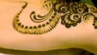 getlinkyoutube.com-amelia's arabic mehandi
