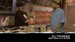 getlinkyoutube.com-DJ FINGAZ on BET Rap City 2006