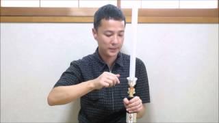getlinkyoutube.com-オビ=ワン・ケノービのライトセーバー リディーマーの紹介