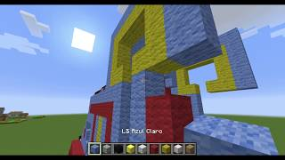 getlinkyoutube.com-Thomas and friends minecraft tutorial part 2