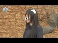 【TVPP】AOA - Mina is trained by her pet mochi, 반려견 모찌에게 조련받는 민아 @MLT