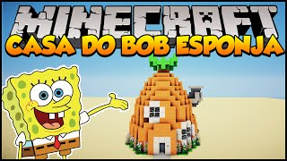 getlinkyoutube.com-Minecraft: Como construir a casa do Bob Esponja (Nova Versão)