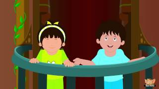 getlinkyoutube.com-Twinkle Twinkle Little Star in Bengali  - Nursery Rhyme