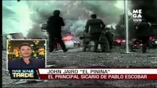 """getlinkyoutube.com-Nota: John Jairo, """"El Pinina"""", el principal sicario de Pablo Escobar"""