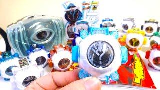 getlinkyoutube.com-【仮面ライダーゴースト】♪すきすきすきすきw 一休ゴーストアイコンヲタファの遊び方レビュー てれびくん 2月号付録 Kamen Rider Ghost Ikkyu Ghost Eyecon