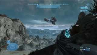 getlinkyoutube.com-Halo Reach Unlimited Covenant vs unlimited marines