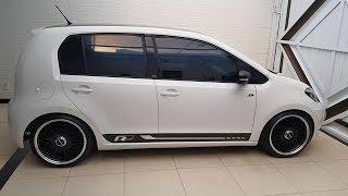 getlinkyoutube.com-VW UP TSI - STREET CAR