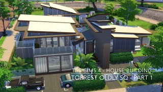 getlinkyoutube.com-The Sims 4 - House Building - Torrest Oldly SQ - Part 1