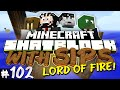 Minecraft: Skyblock with Yogscast Sips #102 - Lord of Fire!