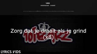 getlinkyoutube.com-Tarik - Wintersessies 2017 - 101Barz [Lyrics]