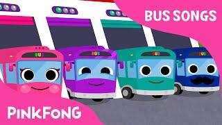 getlinkyoutube.com-The Wheels on the Bus   Bus Songs   Car Songs   PINKFONG Songs