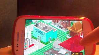 getlinkyoutube.com-como hackear juego los simpsons en android