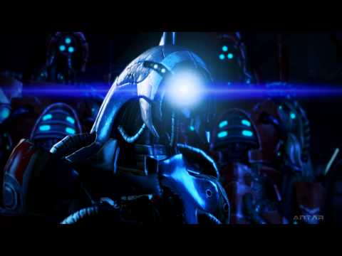 Mass Effect 3 Soundtrack - Geth Dreadnought