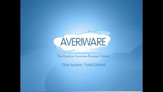 Averiware Debit Memo