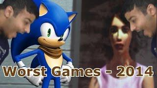 getlinkyoutube.com-Top 5 - WORST 2014 أسوأ خمس ألعاب