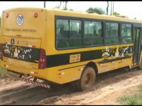 Ônibus Escolar Rural - Parte 2