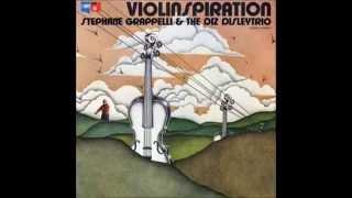 getlinkyoutube.com-Stephane Grappelli & Diz Dizley Trio • Violinspiration