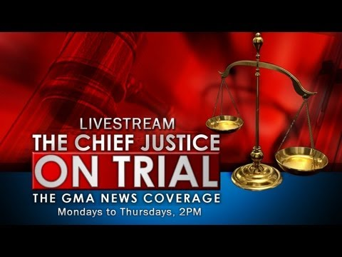 Ang Hatol – Guilty The Chief Justice on Trial (GMA Special) – June 3, 2012