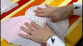getlinkyoutube.com-Como hacer un almohadón de corazón
