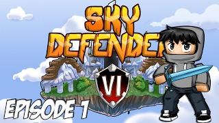 getlinkyoutube.com-Sky Defender VI : LE GROUPE EST FORMÉ   Episode 1