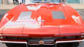 getlinkyoutube.com-1963 Corvette Sting Ray Coupe Red