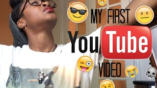 getlinkyoutube.com-MY FIRST YOUTUBE VIDEO