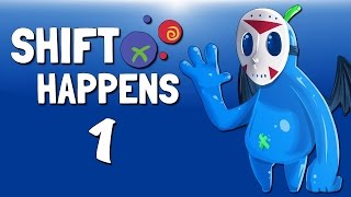 Shift Happens Episode 1! (We solve puzzles!!!) Little & Big